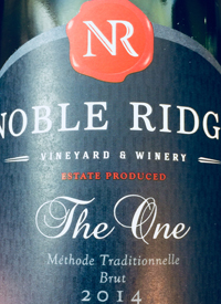 Noble Ridge The One Sparkling