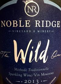 Noble Ridge The Wild One Sparklingtext