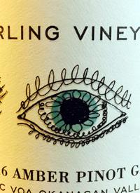 Sperling Vineyards Amber Pinot Gristext