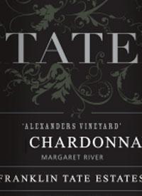 Tate Alexanders Vineyard Chardonnaytext