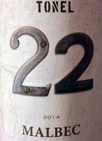 Tonel 22 Malbectext