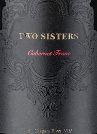Two Sisters Cabernet Franctext