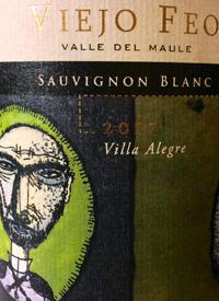 Tinjas del Maule Viejo Feo Sauvignon Blanc Villa Alegretext