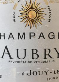 Champagne Aubry Brut Premier Crutext