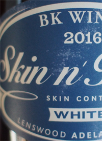 BK Wines Skin n' Bones Whitetext