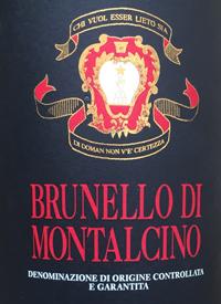 Il Poggione Brunello di Montalcinotext