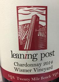 Leaning Post Wismer Vineyard Chardonnaytext