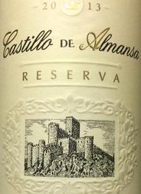 Castillo de Almansa Reserva