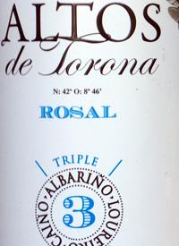 Altos De Torona Triple Varietal