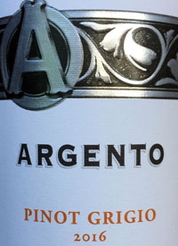 Argento Classic Pinot Grigiotext