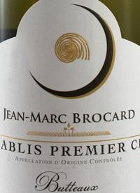 Jean-Marc Brocard Chablis 1er Cru Butteauxtext
