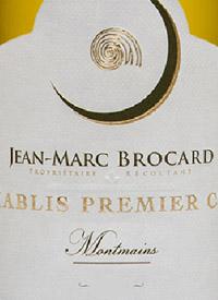 Jean-Marc Brocard Chablis Montmains 1er Crutext