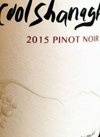 Coolshanagh Pinot Noirtext