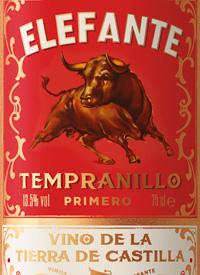 Elefante Primero Tempranillo