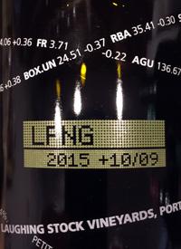 Laughing Stock Vineyards Portfolio +10/09text