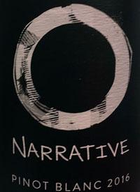 Narrative Pinot Blanctext