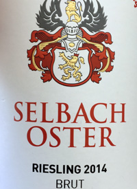 Selbach-Oster Riesling Brut