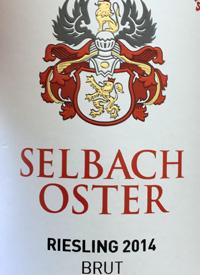 Selbach-Oster Riesling Bruttext
