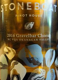 Stoneboat Pinot House Gravelbar Chorustext