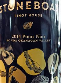 Stoneboat Pinot House Pinot Noirtext