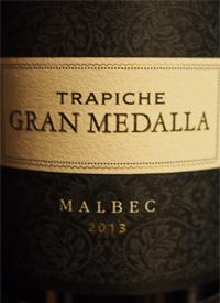 Trapiche Gran Medalla Malbectext