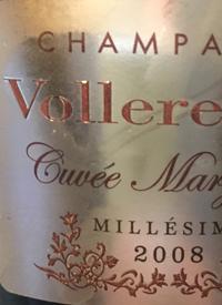Champagne Vollereaux Cuvée Margueritetext