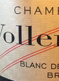 Champagne Vollereaux Blanc de Blancs Bruttext