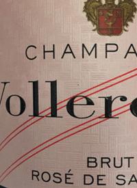 Champagne Vollereaux Brut Rose de Saigneetext