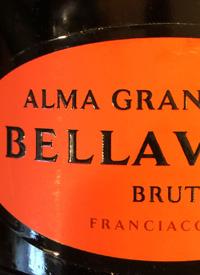 Alma Gran Cuvée Bellavista Brut Franciacortatext