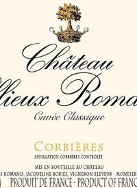 Ollieux Romanis Cuvée Classiquetext
