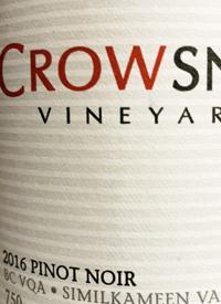 Crowsnest Family Pinot Noirtext