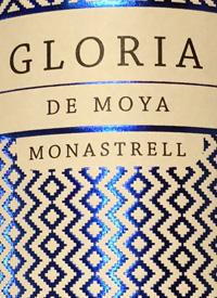 Gloria de Moya Monastrell