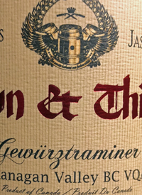Jason Parkes Customs Crown + Thieves Gewurztraminer DOC Guernseytext