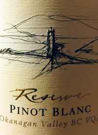 Mission Hill Reserve Pinot Blanc