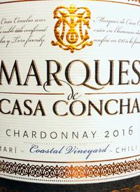 Concha y Toro Marqués de Casa Concha Chardonnay