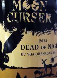 Moon Curser Dead of the Nighttext