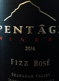Pentâge Winery Fizz Rosétext