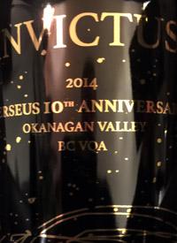 Perseus Invictus 10th Anniversarytext