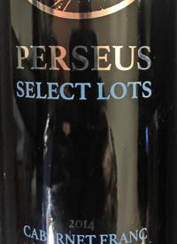 Perseus Select Lots Cabernet Franc