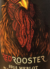 Red Rooster Merlottext