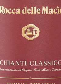 Famiglia Zingarelli Rocca delle Macìe Chianti Classicotext