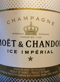 Moët and Chandon Ice Impérialtext