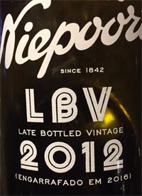 Niepoort Late Bottled Vintagetext