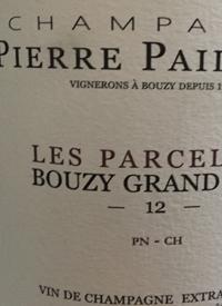 Champagne Pierre Paillard Les Parcelles Bouzy Grand Cru Extra Brut 12text