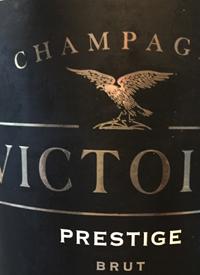 Champagne Victoire Brut Prestigetext