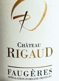 Cháteau Rigaud Faugeres Organic