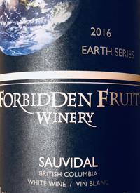 Forbidden Fruit Winery Sauvidaltext