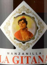 Bodegas Hidalgo La Gitana Manzanilla