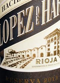 Hacienda Lopez de Haro Rioja Reserva