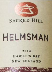 Sacred Hill Helmsman Cabernet Merlottext